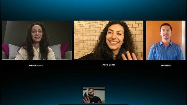 Skype le hace frente a Google Hangouts y permite realizar video-conferencias gratis