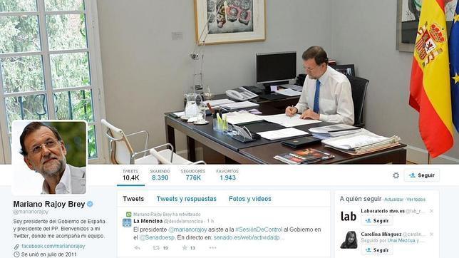 El español, el idioma más usado en Twitter por los líderes mundiales