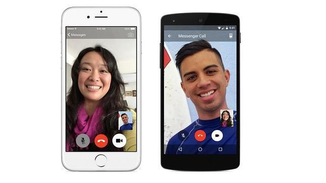 Facebook Messenger activa las videollamadas pero aún no para España