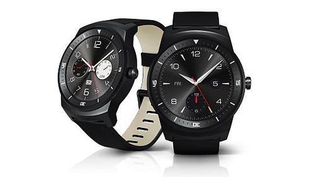 LG anuncia su nuevo «smartwatch» G Watch R con pantalla esférica y Android Wear