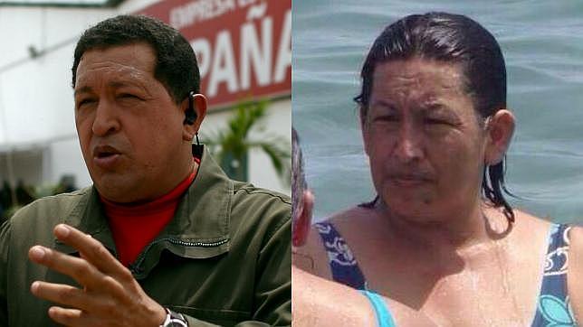 La «doble de Hugo Chávez» que revoluciona las redes sociales