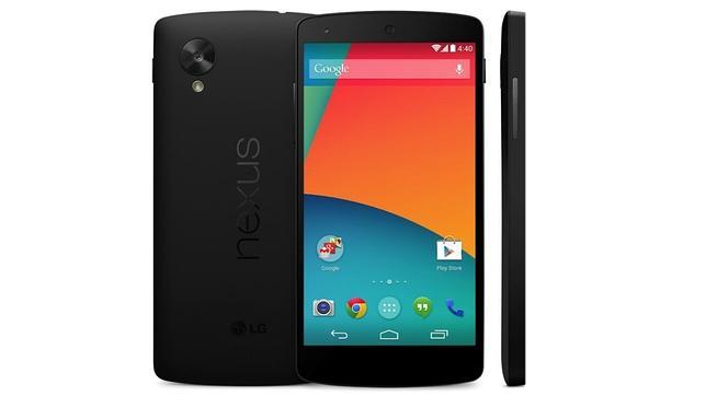 Google evalúa lanzar dos modelos de Nexus este año