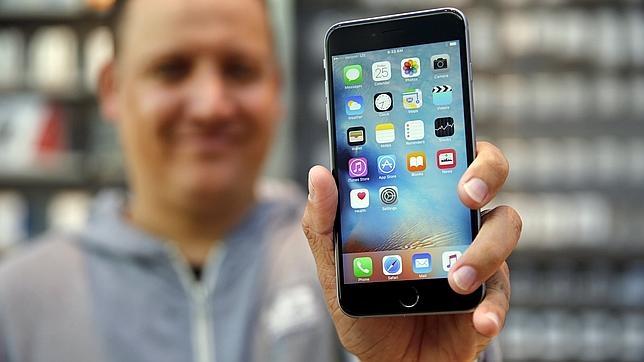 Apple confirma que el iPhone 6S llegará a España el próximo 9 de octubre