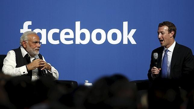 Facebook plantea llevar internet a los campos de refugiados