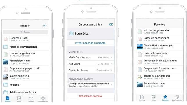 «Apps» adaptadas a iOS 9
