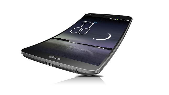 LG G Flex, «la mejor representación de cómo debería curvarse un smartphone»