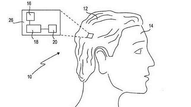 Sony trabaja en una «peluca inteligente»