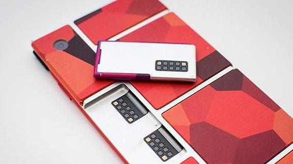 Los «smartphones» a la carta están cerca de ser una realidad