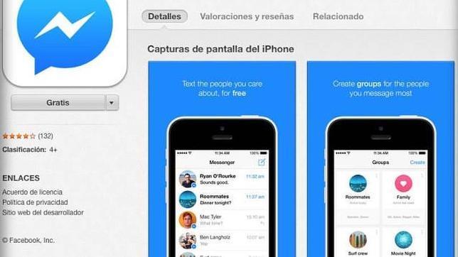 Facebook Messenger se actualiza con grupos y reenvío de mensajes al estilo WhatsApp