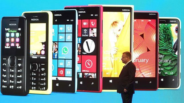 Nokia pierde el trono en casa por Samsung