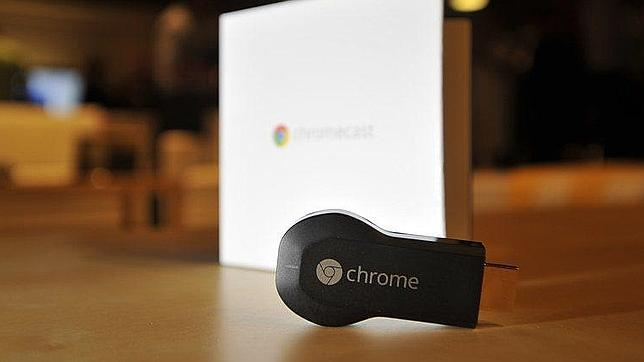 Chromecast de Google funciona con Android y no con Chrome OS