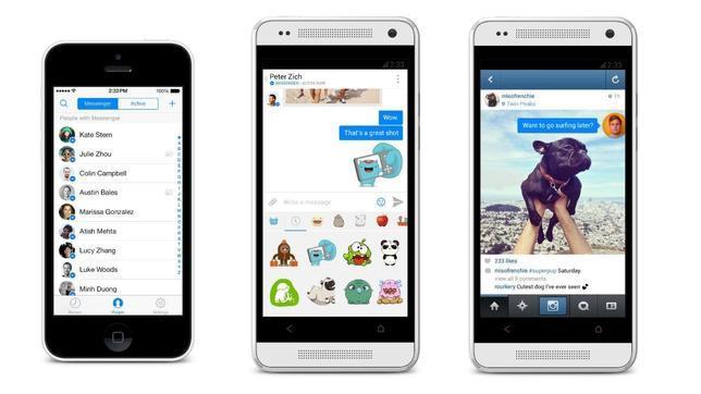 Se acaba el plazo: El chat de la «app» de Facebook desaparecerá