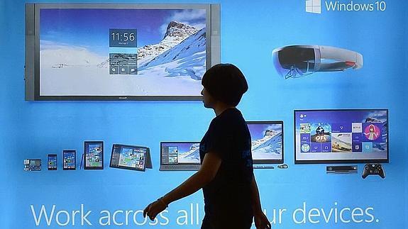 Microsoft lanza Windows 10 de forma gratuita