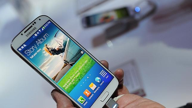Los «smartphones» surcoreanos tendrán un botón de «autodestrucción»