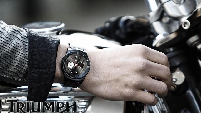 El «smartwatch» G Watch R de LG se venderá por 299 euros en Alemania