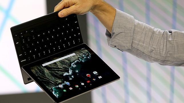 Google presenta Pixel C, la tableta que aspira a robar terreno a iPad Pro y Surface