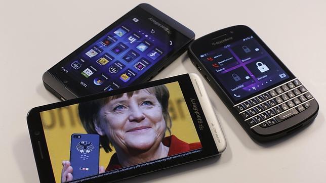 Blackberry Messenger consigue 20 millones de usuarios en una semana