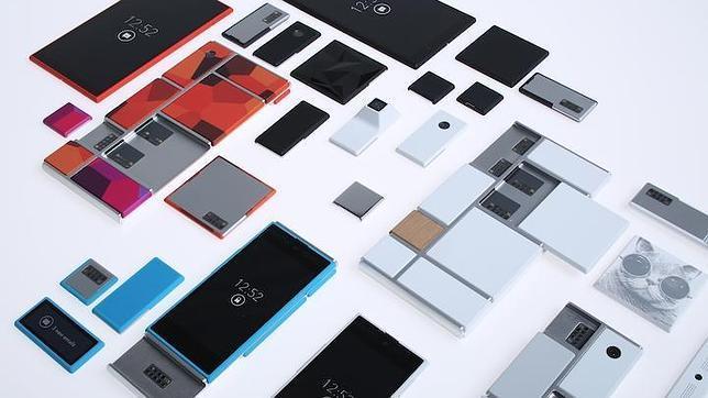 Motorola presenta Ara, hardware libre para diseñar teléfonos personalizados