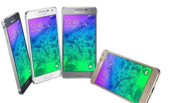 Samsung dejará de fabricar el Galaxy Alpha, su móvil metálico