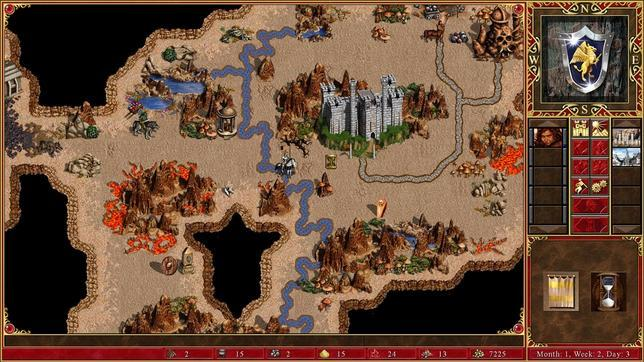 «Heroes of Might & Magic III» desembarca en las «tablets»