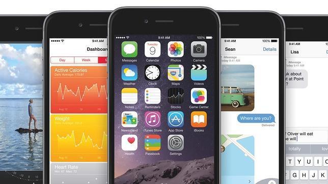 iOS 8 llega al 80% de los dispositivos móviles de Apple