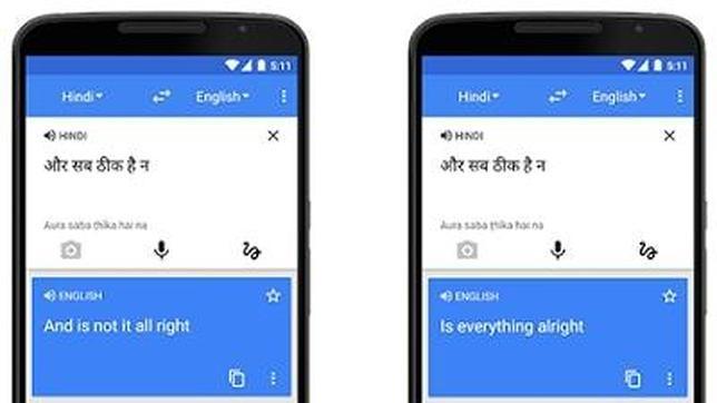 Google Translate mejorará en la traducción gracias a los usuarios