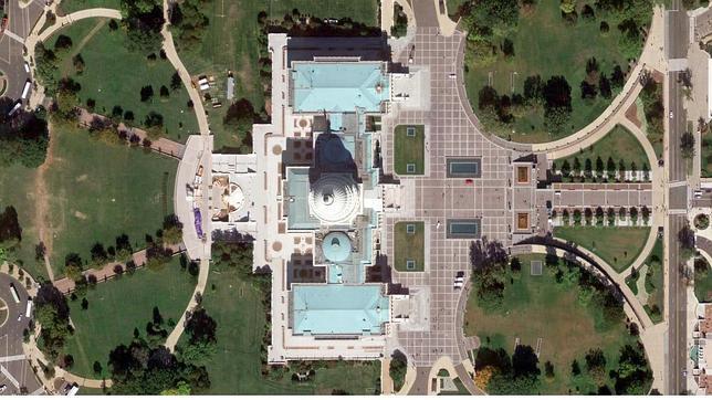 Google Earth cumple diez años como el mayor lienzo mundial