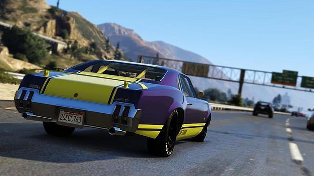 Grand Theft Auto V muestra todo su potencial en 12 nuevas imágenes