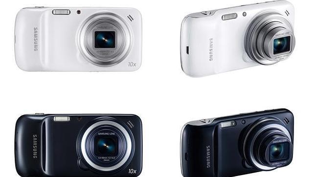 El Samsung Galaxy S4 Zoom edición LTE llega a Europa