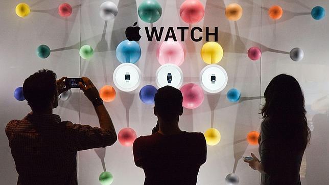 El Apple Watch se deja ver en la Semana de la Moda de París