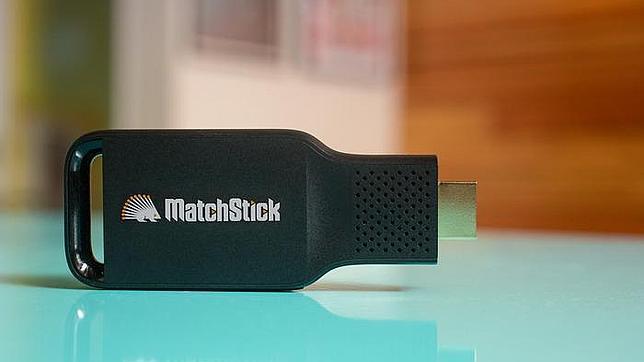 Matchstick, el nuevo competidor de Chromecast