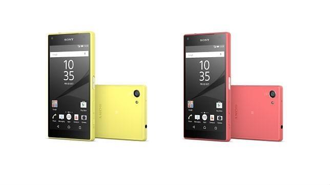 Sony lanza el Xperia Z5 Compact, un «smartphone» pequeño con buenas prestaciones
