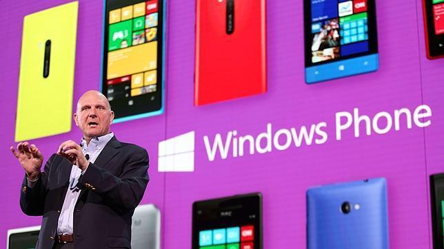 Ballmer asegura que la demanda previa de Windows 8 ya supera a la de Windows 7