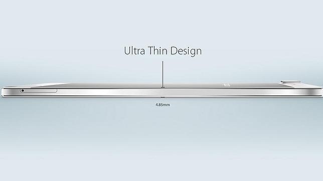 Oppo R5, un smartphone tal delgado que no puede tener entrada para auriculares