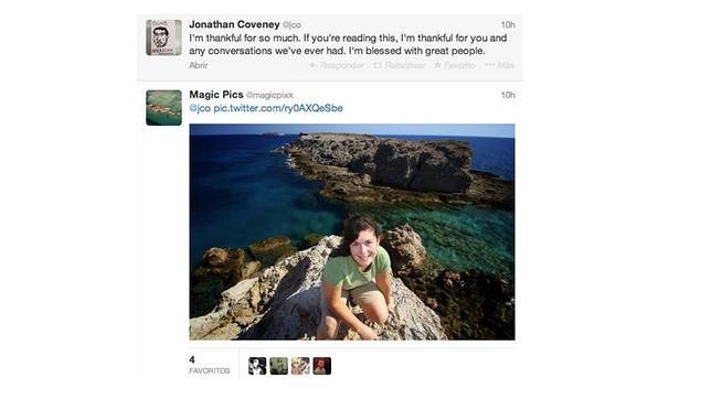 Fotos personalizadas, el último experimento en Twitter