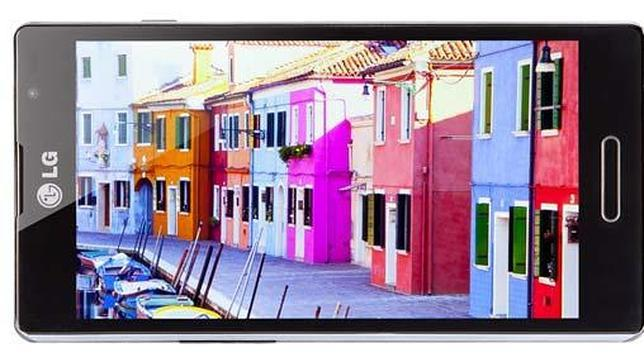 LG Optimus L9: diseño, pantalla grande y? ¡batería de larga duración!