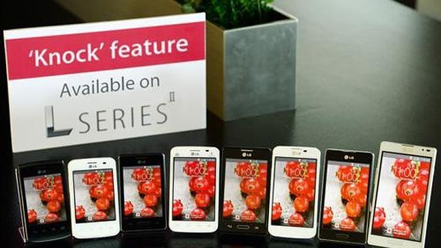 LG incluirá la función de doble toque de bloqueo en sus nuevos «smartphones»