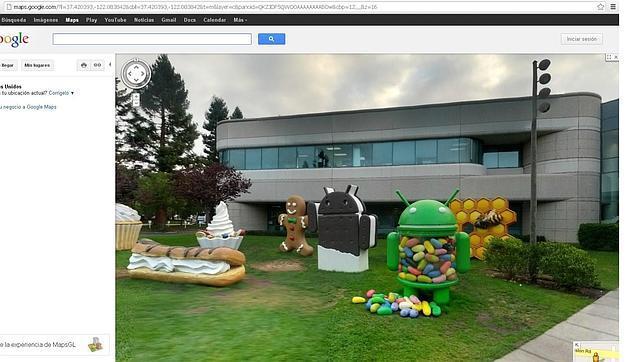 Los usuarios de Android 4.2 podrán subir imágenes de 360º a Google Maps