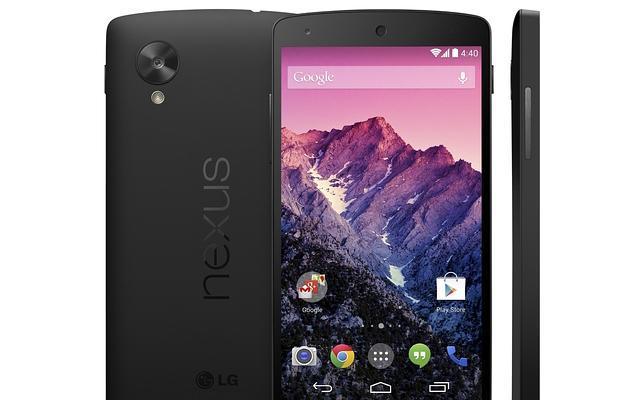 Google da la bienvenida oficial al Nexus 5 con Android KitKat