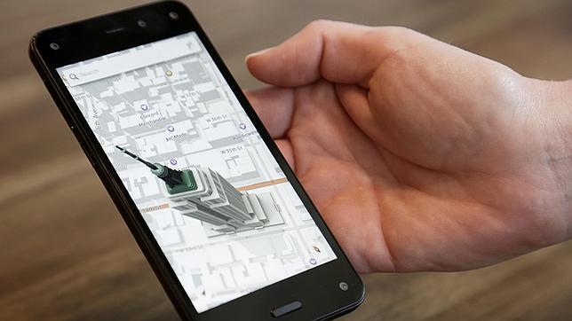 Amazon reconoce que fijó mal el precio del Fire Phone