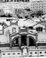 El matadero de Legazpi podría ser sede de la Casa del Libro y la Fundación Arco Proyectos de calidad arquitectónica