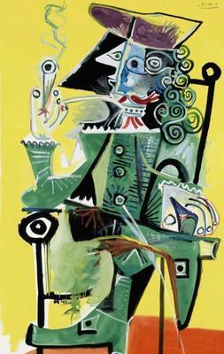 PABLO RUIZ  PICASSO Picasso--253x400
