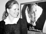 La actriz noruega, en una imagen de archivo