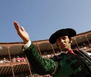 El artista de La Puebla del Río principia su temporada el 28 de febrero en Vistalegre junto a Cayetano