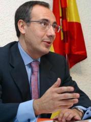 Matías Pérez Such asegura que el nivel de ocupación ha sido importantísimo. ABC - web_46
