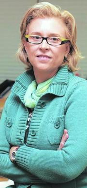 Beatriz Elorriaga presentó la candidatura de Raúl López