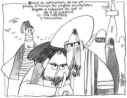 Viñeta de Antonio Mingote