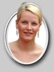 Mete Marit, Princesa de Noruega