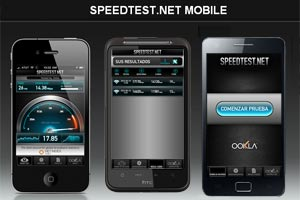 Evala la velocidad de tu conexin a Internet con Speedtest.net