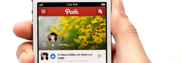 Path, la red social exclusiva limitada a 150 amigos